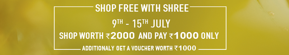 WANT TO SHOP FOR FREE? COME TO SHREE!
