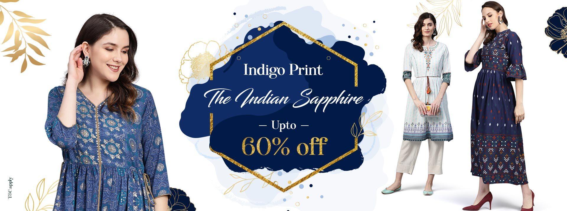 Indigo Prints