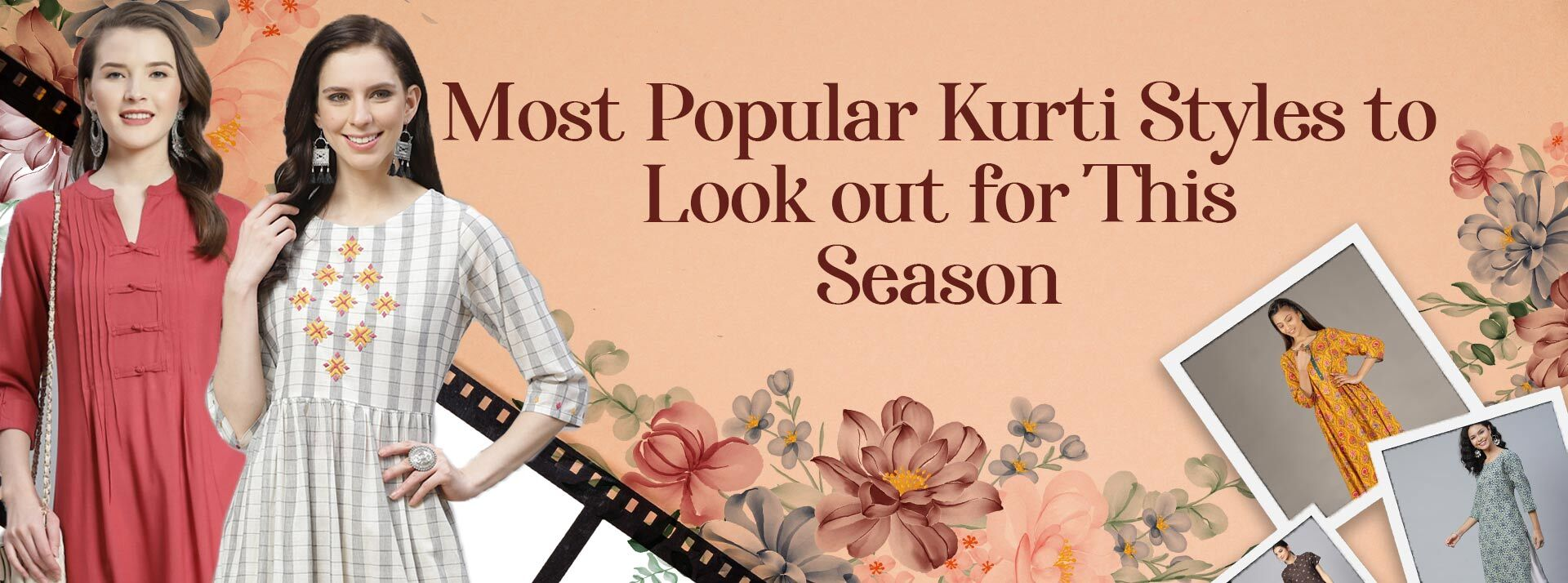 Most Popular Kurti Styles Every Woman Should Own