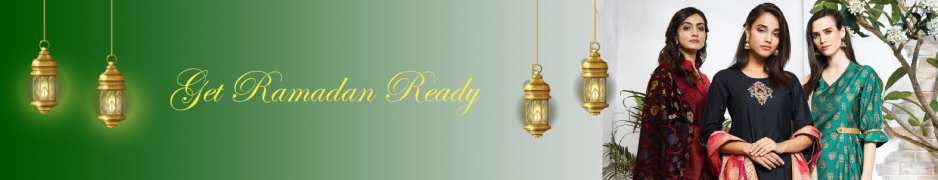 GET RAMADAN READY WITH SHREE