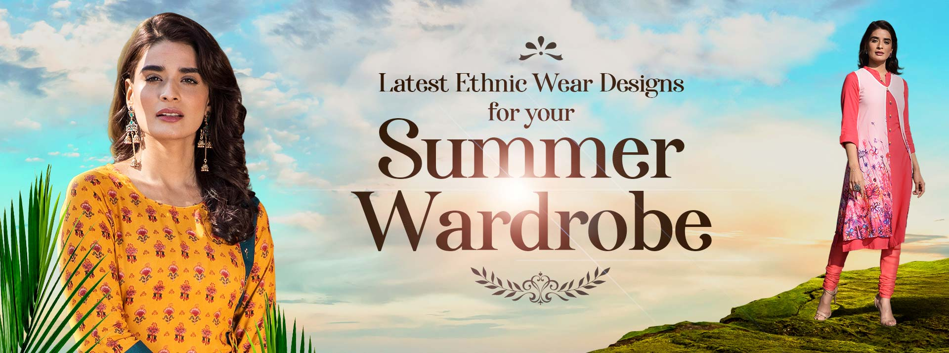 Do you have these Latest Ethnic Wear Designs in your Summer Wardrobe?