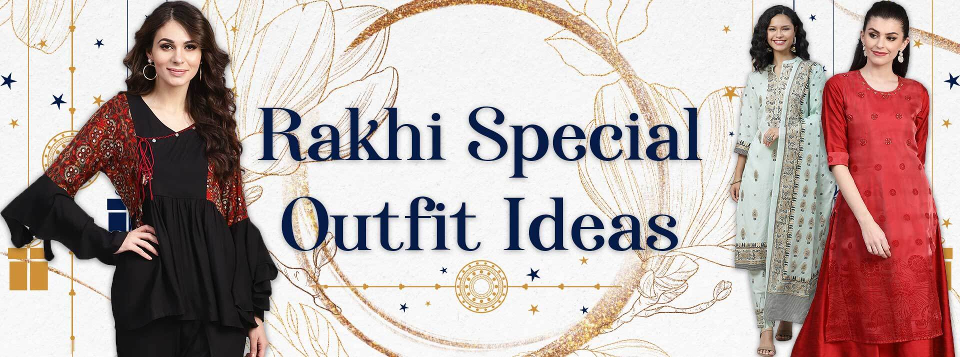 Rakhi Special Outfits