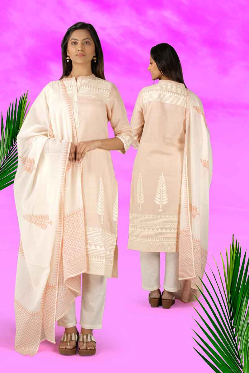 Best Ethnic Wear Designs are Seen in Ethnic Sets
